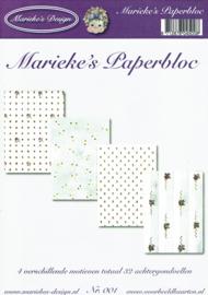 Marieke's Paperbloc 32 achtergrondvel 001