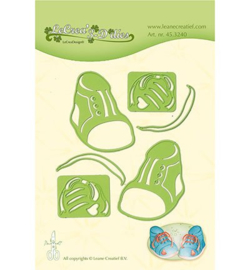 Lea'bilities 45.3240-Baby-shoes