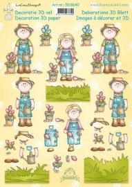 Le Crea Design Knipvel Bambinie's art. 50.8640