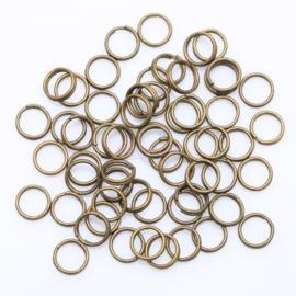 Splitringen 10mm - 50 stuks