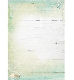 Studio Light - Romantic Summer nr.220 A4 Basispapier BASISRS220