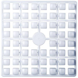 Pixelmatje XL 100 Wit