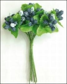 Marianne Design Bunch of Berries JU0904 blue
