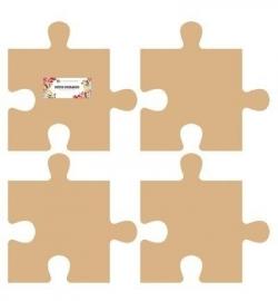 460.440.002 MDF Puzzle