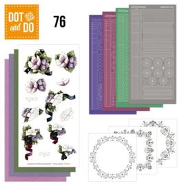 Dot and Do 76 - Flowers DODO076