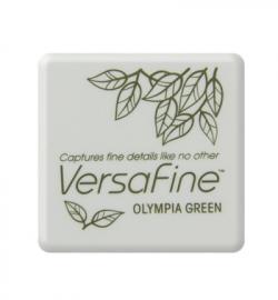 VersaFine klein Inkpad - Olympia Green VFS-61