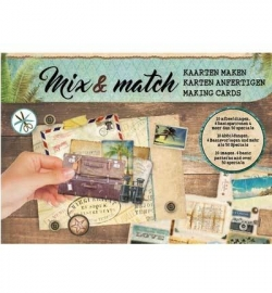 Studio Light - Mix & Match Boek nr.06 MMBOEKSL06