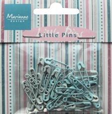 Marianne Design - Mini pins - light blue JU0943