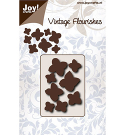 6003/0080 - Vintage Flourishes - Hydrangea