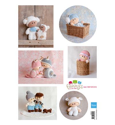 Marianne Design - VK9574 - Ilse's Funny's - Baby