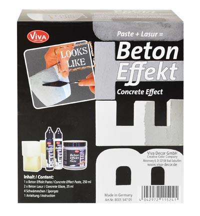 Viva - Beton Effekt Paste 8001.547.01