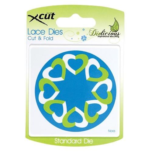 Docrafts - Xcut - Lace Dies XCU503141 Nora