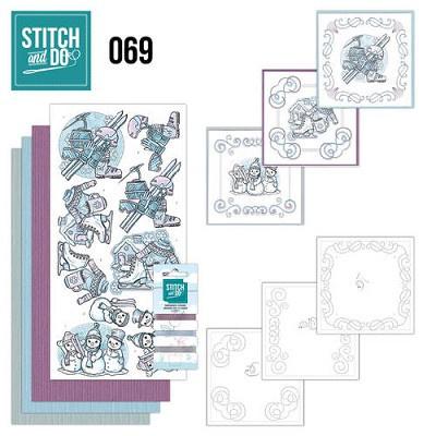 STDO069 - Stitch and Do 69 - Winter