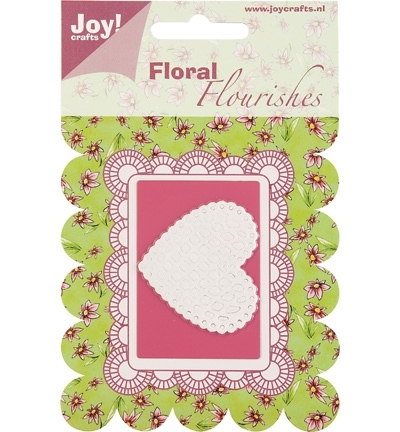 6003-0005 Floral Flourishes - Hart