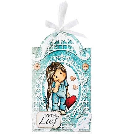Joy!Crafts 6200/0153 MDF Label