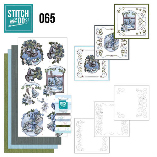 STDO065 - Stitch and Do 65 - The feeling of christmas