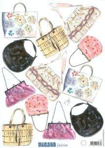 Marianne Design IT469 handtassen