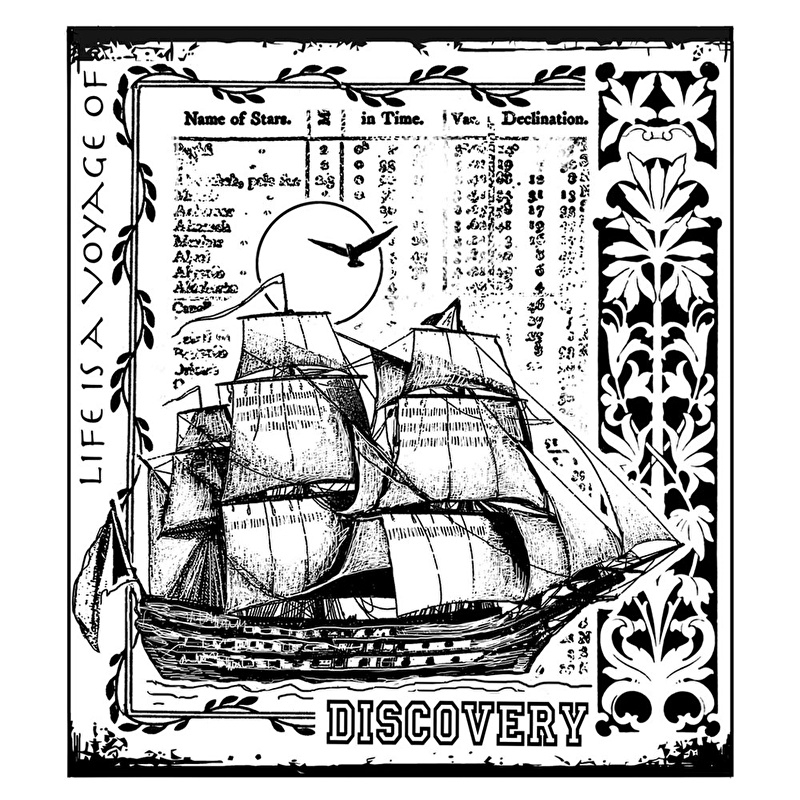 Crafty Individuals CI-295 Voyage of Discovery