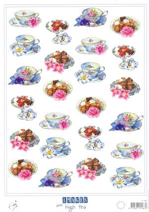 Marianne Design IT459 High Tea