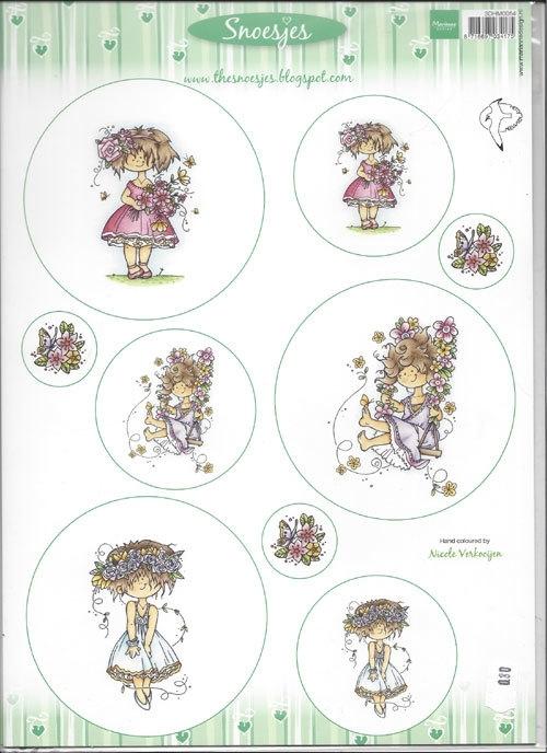Marianne Design Snoesjes 3DHM0054