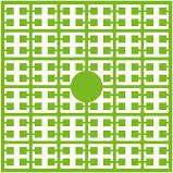 pixelmatje 343 - appelgroen