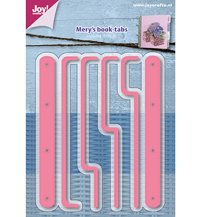6002/1161 - Snijstencils – Mery s Tabbladenboekje