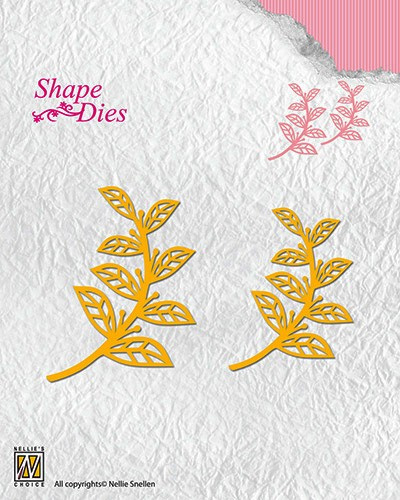 Nellie Snellen - Nellie's Choice SD127 Shape Dies Leaves-2