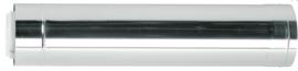 Ubbink Rolux Verlengstuk 500mm PP120/inox
