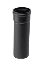 Luchttoevoer PE 80 mm - 1 meter