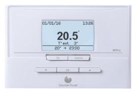 Bulex MiPro weersafhankelijke regelaar