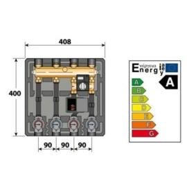 Remeha Thermax hydraulische module