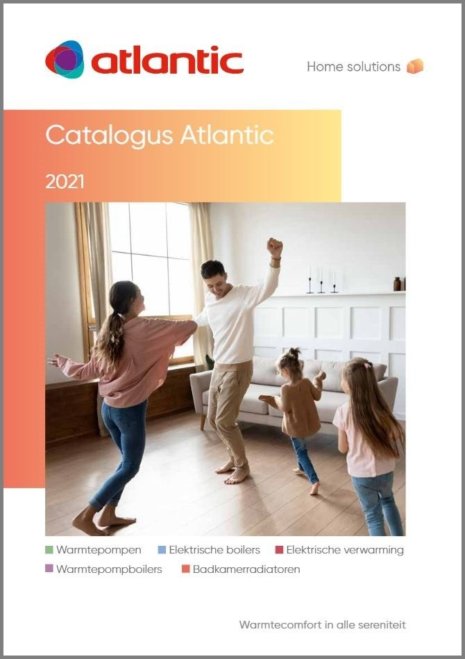 Officiële prijslijst Atlantic 2021