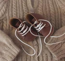 Basis schoentje bruin