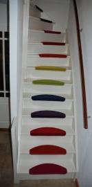 Elite Regenboog voordeelpakket 15 trapmatten
