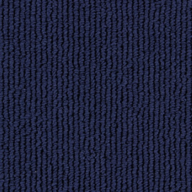 Elite rechte trapmatten donker blauw