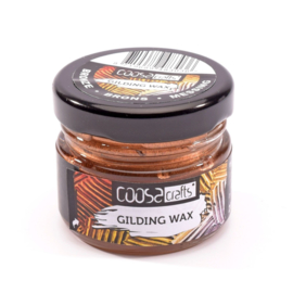 COOSA Crafts Gilding Wax - 20ml - Bronze