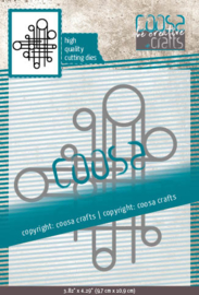 COOSA Crafts Cutting Die - Endless - by Anneke