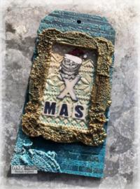 Xmas envelope I