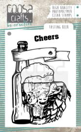 Cheers, cheers, cheers!