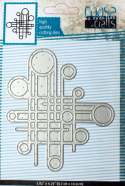 COOSA Crafts Cutting Die - Endless - 8/Pkg