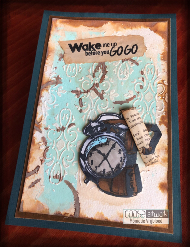 Wake  Me Up - Coffee Stain