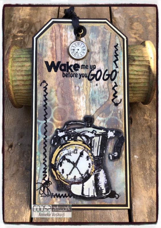 Wake  Me Up - tag