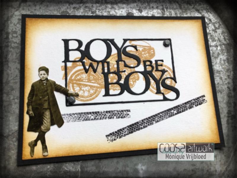 Boys will be boys II