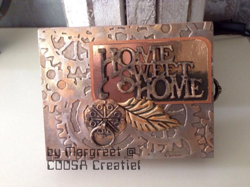 Home Deco - Home Sweet Home