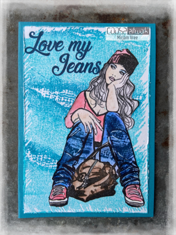 Love my jeans - Ripped Jeans II