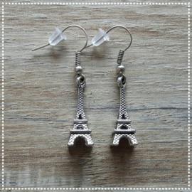 Oorbellen - Eiffeltoren