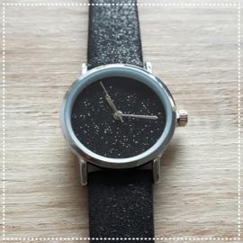 Horloge - Ernest chic zwart