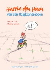"""Kinderboek """"Harrie den Haon van den Haajkaantsebaon"""""""