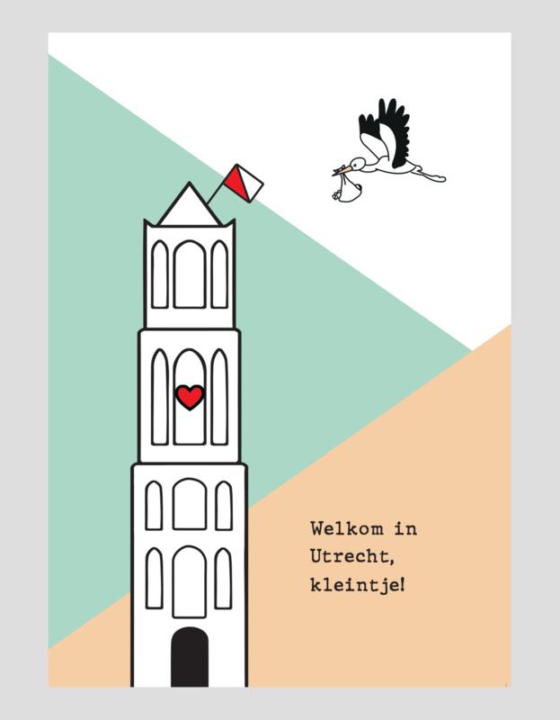 Wenskaart Utrecht