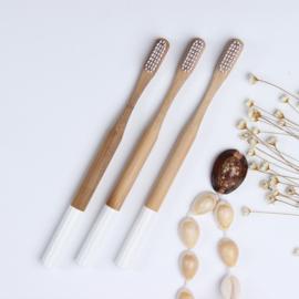 Bamboe tandenborstels set van 10